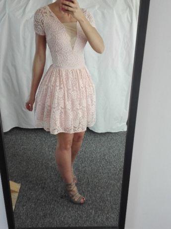 Sukienka Koronkowa Bale Wesela Love Unicat Lou Wyprzedaz Kolekcji Poznan Gorczyn Olx Pl Fashion Dresses White Dress