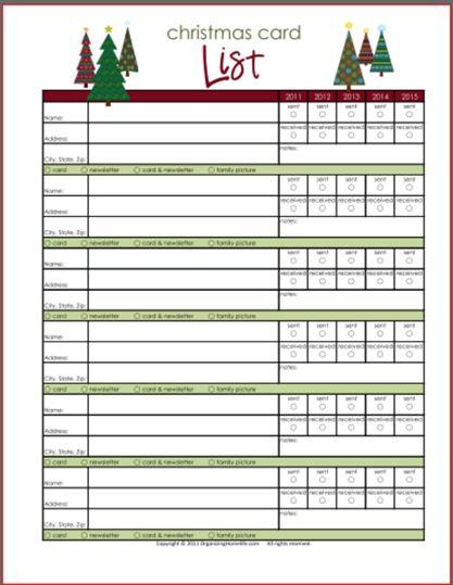 Christmas Planner ~ Newsletter Christmas Planner ~ Cards Christmas - christmas checklist template