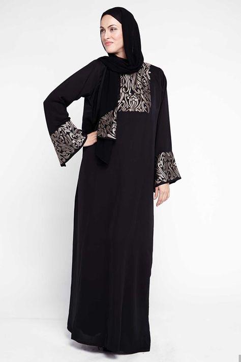 New Muslim Abaya Designs 2015 16 In Dubai Muslimah Fashion Outfits Abaya Designs Hijab Fashion