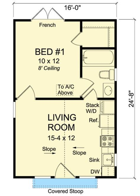 Tiny Living Is All The Rage These Days But Everyone Has A Slightly Different Definition Of What A T Simple Floor Plans Tiny House Floor Plans Tiny House Plans