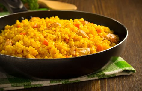 Arroz al microondas. ¡Una receta rápida y deliciosa!