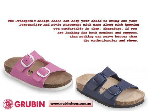 #Grubin #orthopaedic kids or children's shoes help ... Orthopedic Shoes For Kids Australia
