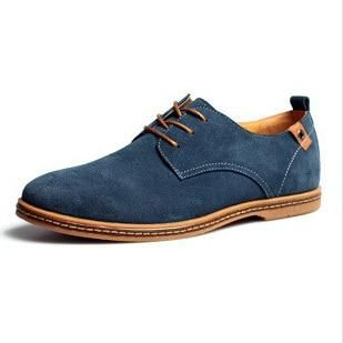996e6716db1 Men's Lace-Up Genuine Leather Lined/Unlined Oxford Dress Shoes 3 Colors