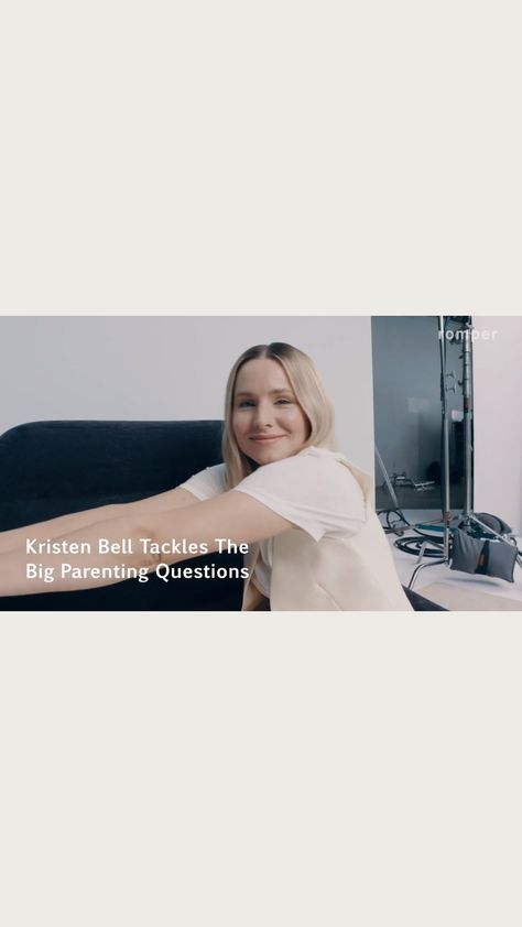 How Kristen Bell Handles Answering The Big Questions Her Kids Ask Her