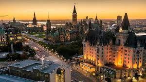عاصمة كندا Canada Tourism Ontario Canada Canada