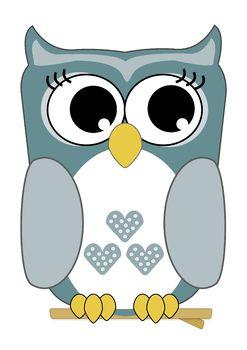 Owl Clipart X 10 Cute Colorful Owls Super Owls Colorful Owls Owl Images Clip Art