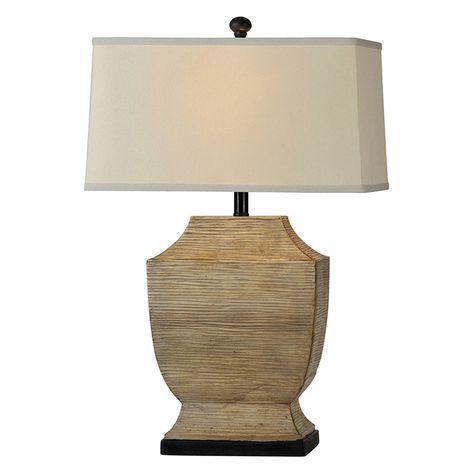 Ren Wil Ace LPT256 Table Lamp 29H in. Brown LPT256