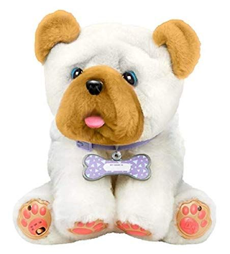 Little Live Pets My Kissing Puppy Wrinkles Little Live Pets Pets Toy Puppies