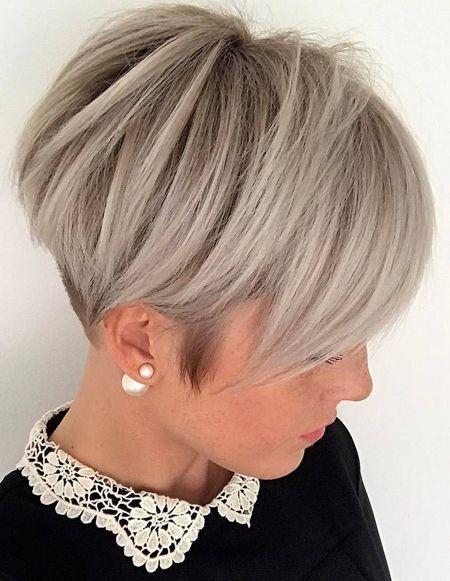 Schicke Kurze Frisuren Für Frauen Frauen Frisuren Für
