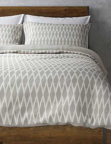 Diamond Jacquard Bedding Set M S Jacquard Bedding Bed Bedding Set