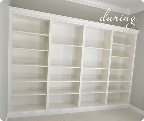 TDA decorating and design: Finally, I've Got Built-Ins!