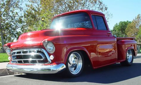 1957 Classic Chevy Pickup Truck