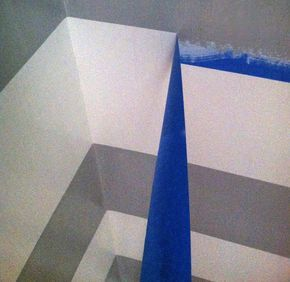 How To Paint Perfectly Crisp And Straight Lines On Walls