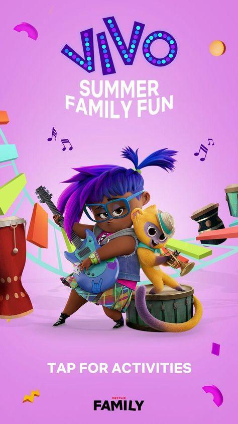 Vivo Activities for your little ones!