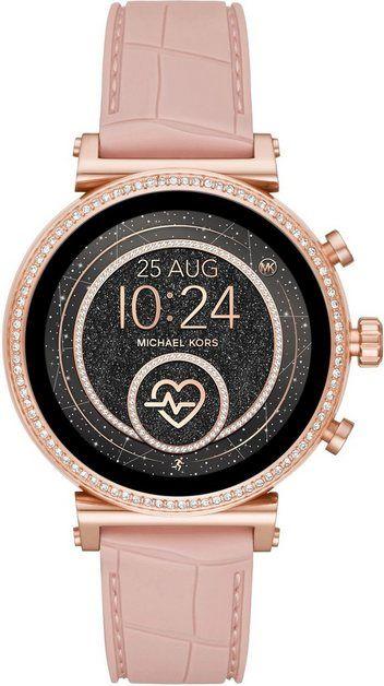 SOFIE, MKT5068 Smartwatch (1,19 Zoll, Wear OS by Google, mit
