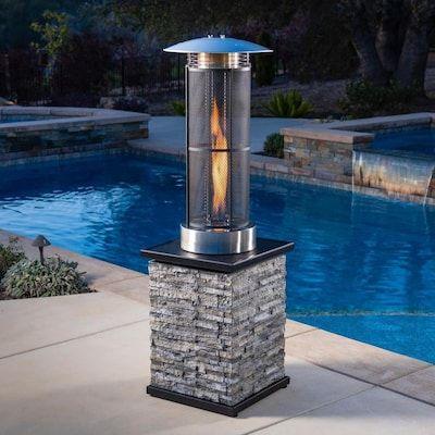 propane patio heater