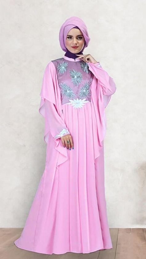 Gamis Wanita Hayfa Fashion SNS 689