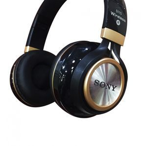 Buy Sony S110 Bluetooth Wireless Headphone With High Bass Inbuilt Fm Black By Creatif Ventures Online At Low P Bluetooth Headphones Wireless Headphone Sony