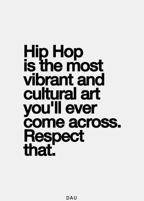 8a. What genre of music does she like? She likes hip hop the most because this…