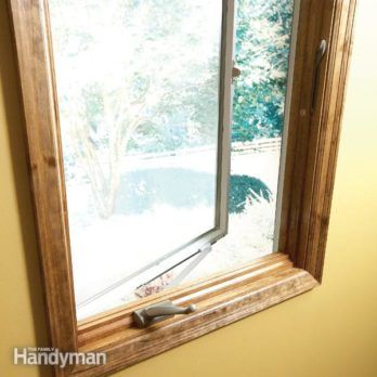 Glass Replacement How To Replace Insulating Glass Window Repair Home Repairs Window Handles