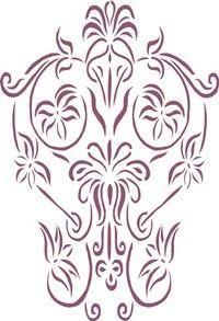 Arabesque symétrique