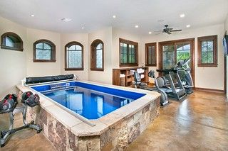Original Endless Pool In 2020 Home Gym Design Dream Home Gym Best Home Gym