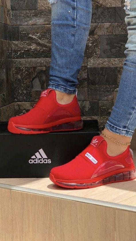 adidas way one red off 65% - www