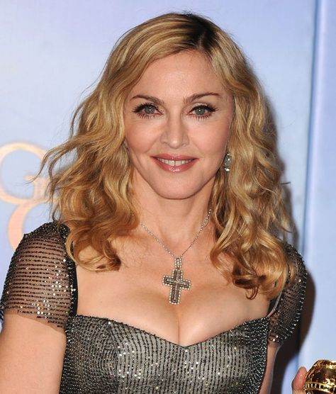 Pin for Later: Madonna's Beauty Style Is as Classic as Her Music 2012