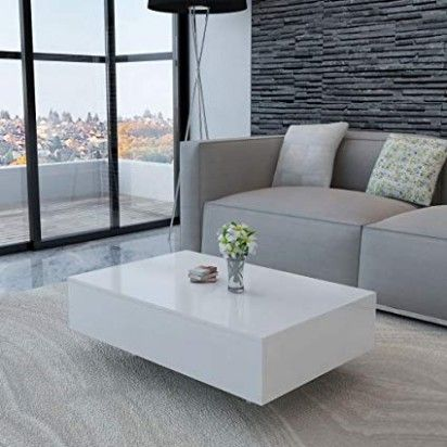 How You Can Attend White Living Room Furniture With Minimal Budget
