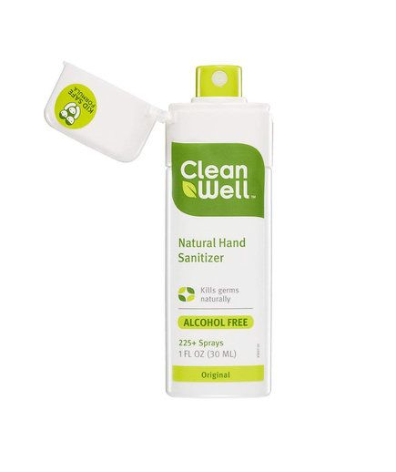 6 Clever Items To Simplify Your Life Natural Hand Sanitizer