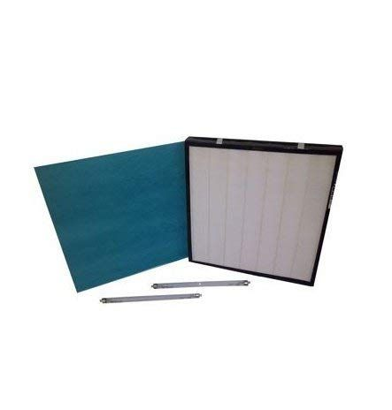 Asept Air Replacement Filter And Uv Lamp Kit Life Cell 1550 Air