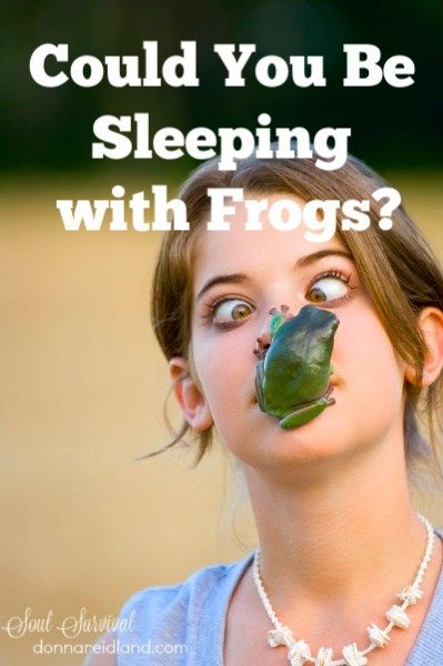 Are You Sleeping With Frogs January 29 Understanding The Bible Read Bible Christian Women S Ministry
