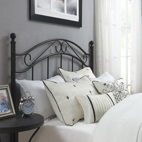 Weston Home Nottingham Metal Bed Multiple Sizes And Colors