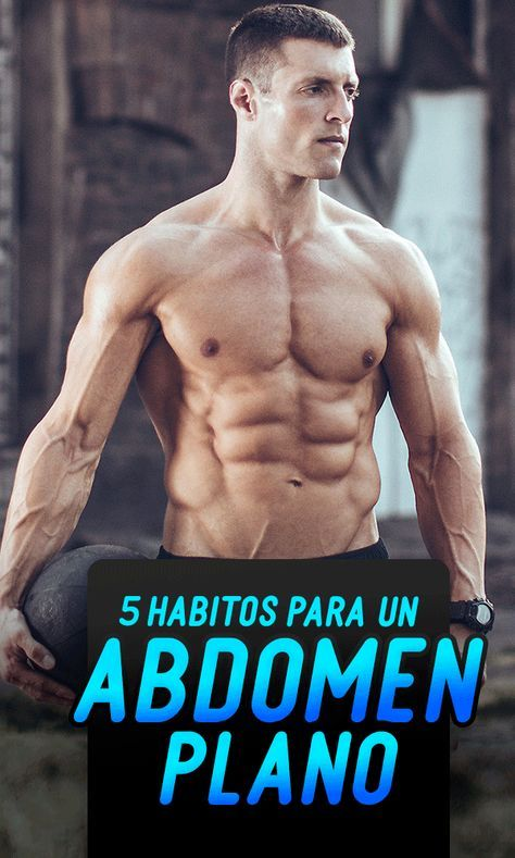 como tonificar tu abdomen hombres