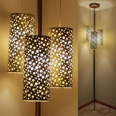 Floor Ceiling Pole Lamp Foter