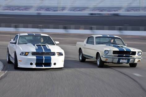 Ford Mustang Old Vs New Mustang Gt 350 Ford Mustang Shelby Mustang Shelby