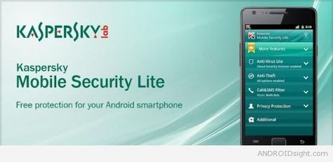 Kaspersky total security app for android | Download