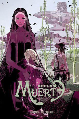 Bella Muerte   Image comics, Peliculas de samurais