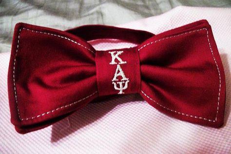 Kappa Alpha Psi bowtie