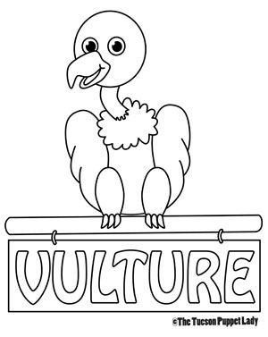 Free Vulture Coloring Page In 2020 Coloring Pages Creative Colour Color