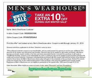 photograph about Mens Wearhouse Coupon Printable named Pin upon Pizza Inn Coupon codes Could possibly 2018