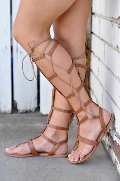 c68d27a81 Tall and strappy gladiator sandals featuring lace detailing. All vegan  friendly, man-made materials. * Runs true to size. If between sizes, go a  half size ...