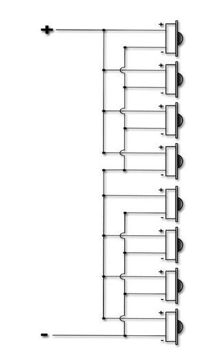 Build The Mini Line Array Woofer Speaker Car Audio Speaker Projects