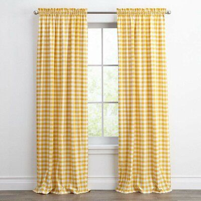 August Grove Jarrett Farmhouse 58 Window Valance Color Taupe In 2020 Country Kitchen Curtains Kitchen Curtains French Country Kitchens