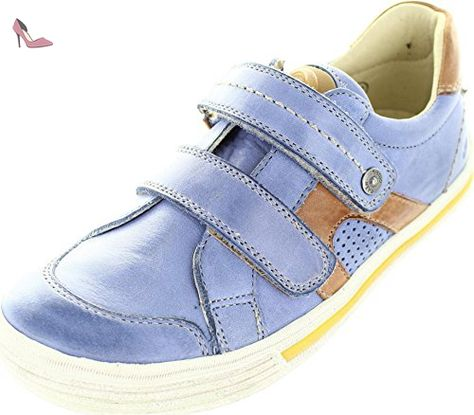 Noel Mini Boogy, Casual Shoes fille - Gris - Taupe, 5.5 Child UK