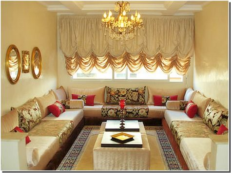 Arabian seating. | Low seating / Arabian seating | Pinterest | Salons