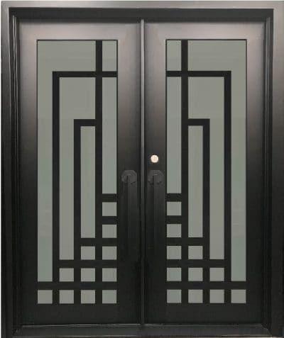 Iron Doors In Stock Puertas De Acero Puertas De Entrada De