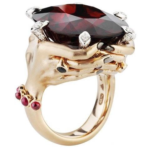 Stephen Webster Collection Seven Deadly Sins Ring Rage ❤