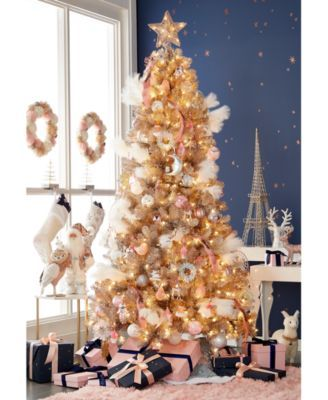 Holiday Lane Dreamland Collection Created For Macy S Reviews Christmas Ornaments Home Macy S Pretty Christmas Ornaments Christmas Ornaments Christmas Decorations Ornaments