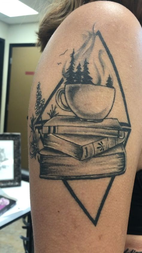 Healed tattoo by Brian Stabile Ft Myers Florida
